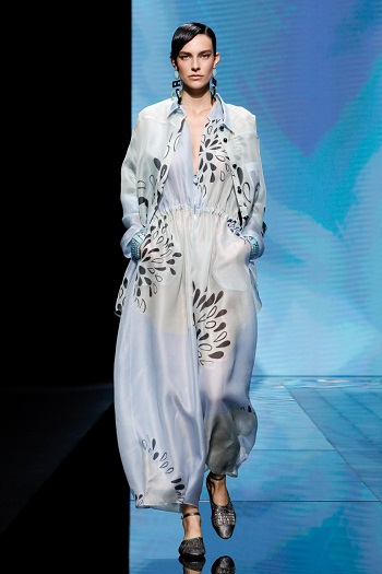 Giorgio Armani الفساتين الماكسي