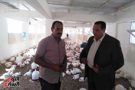 وكيل-وزارة-الزراعة-مع-محرر-اليوم-السابع